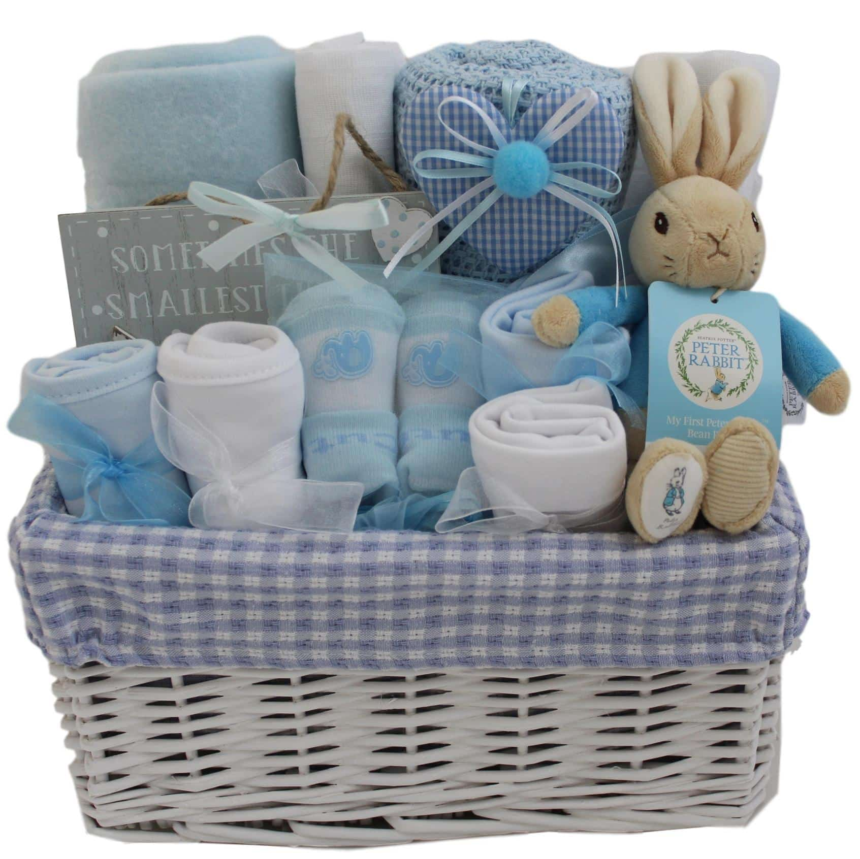 Peter Rabbit 13 Piece Baby Hamper Baby Hamper Gift